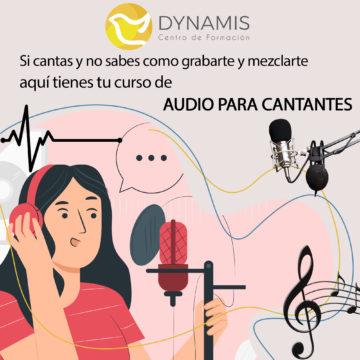 audio para cantantes