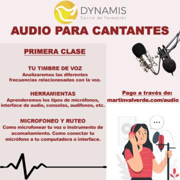 audio para cantantes tempario1
